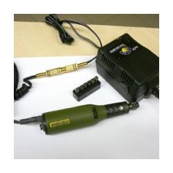 Proxxon - freza electrica pentru unghii - Verde scurt