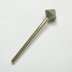 Alfa Nails - Cap carbid/diamant pentru unghie franceza - Dur