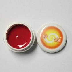 Gel color -  Nr. 144 - Red - 7 gr